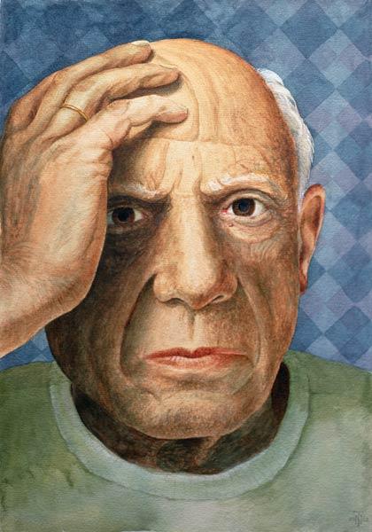 Pablo Picasso Kunstwerke