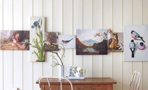 Hängungen Bilder Kunstdrucke Und Gemälde An Der Wand Aufhängen