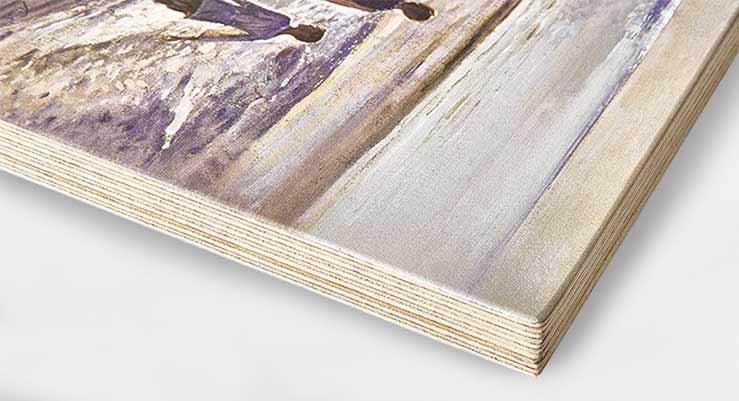holzbilder sind echte kunstdrucke direkt auf holz kunstkopie de. Black Bedroom Furniture Sets. Home Design Ideas