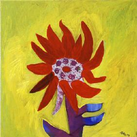 A Great Flower 1999