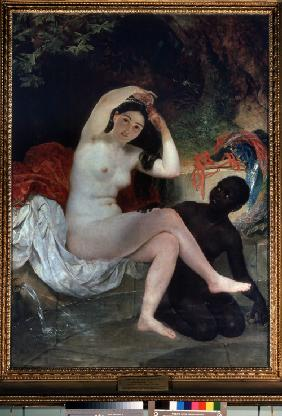 Das Bad der Bathseba 1832