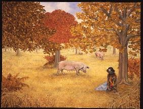 Autumn-Pigs, 1989