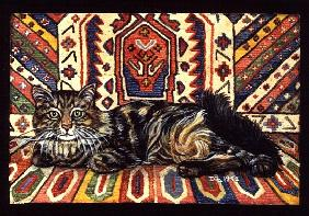 Fourth Carpet-Cat-Patch