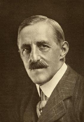 Sir Max Pemberton (1874-1950) (b/w photo)