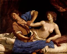 Joseph and the Wife of Potiphar, c.1649