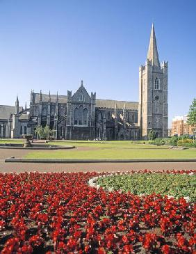 St Patrick''s Cathedral, c.1190 (photo)