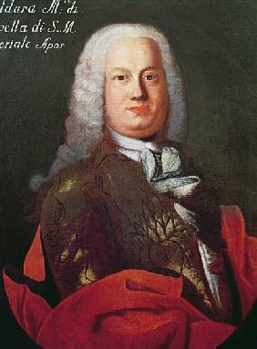Portrait of Antonio Caldara