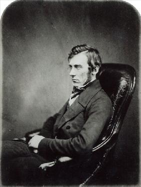 Sir John Dalton Hooker, c.1855 (b/w photo)