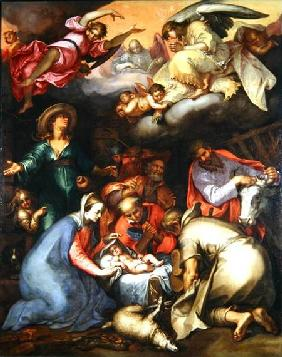 Adoration of the Shepherds 1612