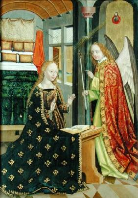 Annunciation, from the Dome Altar 1499