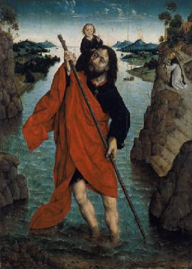 St. Christopher (panel)
