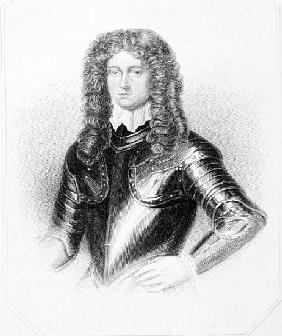 Henry Spencer, after an engraving from ''Lodge''s British Portraits''