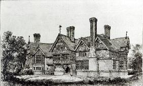 House recently erected at Harrow Weald, from ''The Building News'', 6th September 1872