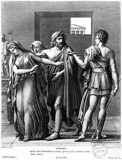 theseus und ariadne latein text