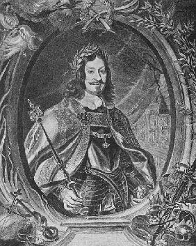 Ferdinand III, Holy Roman Emperor; engraved by Christoffel Jegher, c.1631-33