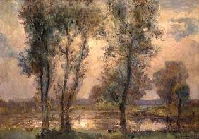 Near the Lake 1909