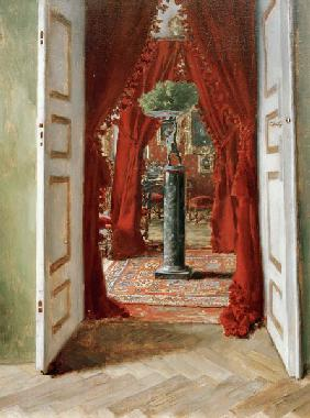 The Red Room 1882