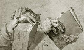 A.Dürer / Study of hands