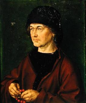 Portrait of the Artist's Father 1490