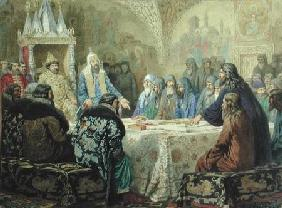 Council in 1634: The Beginning of Church Dissidence in Russia 1880  on