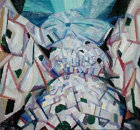 Abstract Landscape c.1913-15