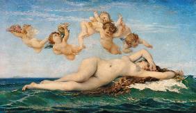Kunstdruck von Alexandre Cabanel - Die Geburt der Venus.