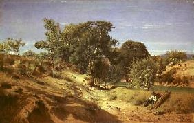 Rural Countryside near Lasalle
