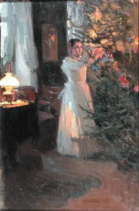 The Christmas Tree 1910