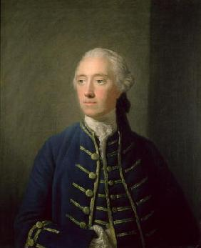 James Fitzgerald (1722-73) 20th Earl of Kildare (oil on canvas) 19th
