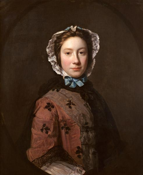Rosamond Sargent (daughter of William Chambers, the encyclopedist) 18th