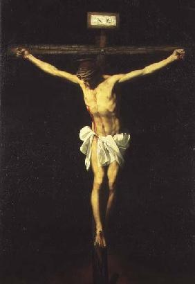 The Crucifixion late 1630s