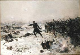 Episode of the War of 1870, Battle of Chenebier, 16th January 1871 1882