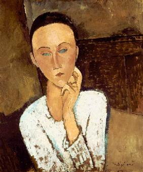 Kunstdruck von Amadeo Modigliani - Lunia Czechowska.