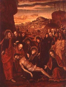 Lamentation of the Dead Christ
