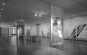 The Exhibition 'Form-Colour-Image', at the Detroit Institute of Arts 1967