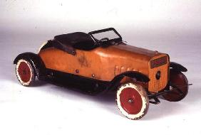 Toy Roadster, c.1920 (tin) 16th