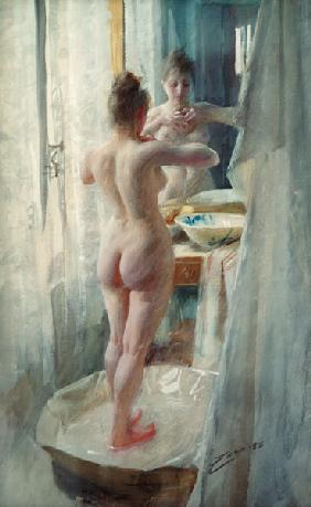 Anders Zorn / The Bathtub / 1888 1888