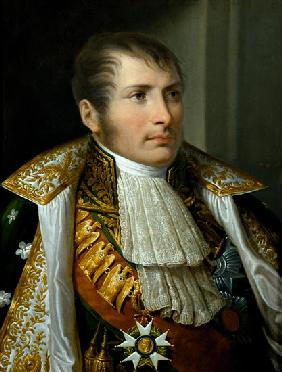 Portrait of Prince Eugene de Beauharnais (1781-1824) Viceroy of Italy and Duke of Leuchtenberg 1810