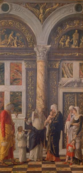 Andrea Mantegna - alle Kunstdrucke & Gemälde bei