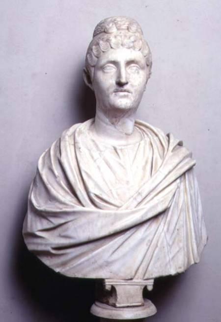 Bust of faustina the elder andrea mantegna als kunstdruck oder handgemaltes gem lde - Faust wandfarbe ...