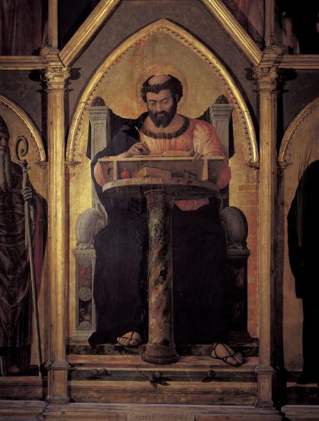 Madonna mit Kind. Künstler: Mantegna, Andrea (1431-1506