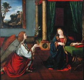 The Annunciation 1506