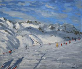 Mountain Tops, Tignes 2009