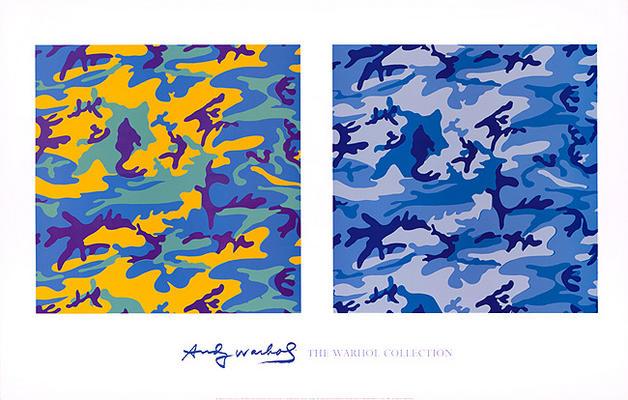 camouflage 1986 andy warhol als kunstdruck oder handgemaltes gem lde. Black Bedroom Furniture Sets. Home Design Ideas