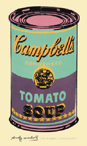 Campbell's Soup II - (AW-915)