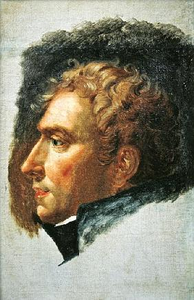 Portrait of Duroc, Grand Marshal of the Palace