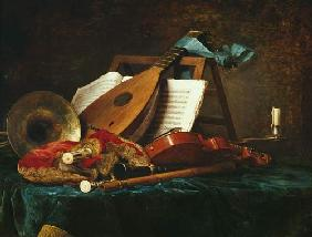 The Attributes of Music 1770