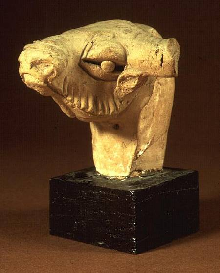 Terracotta camel headMohenjodaro - Anonymous als ...