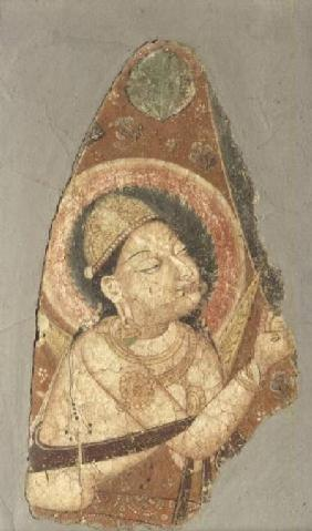 Indra (wall painting)Balawaste 7th-8th ce