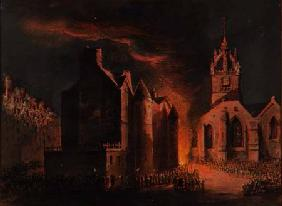 Porteous Mob, 8th September 1736